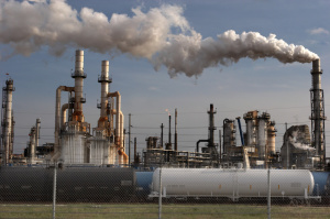 oil refinery, manufacturing, canada