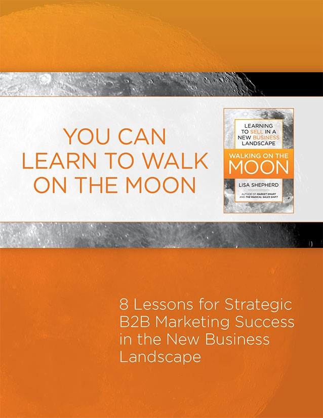 You Can Learn To Walk On The Moon