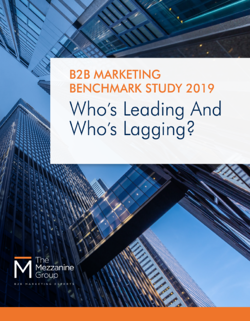 B2B Marketing Benchmark Study 2019