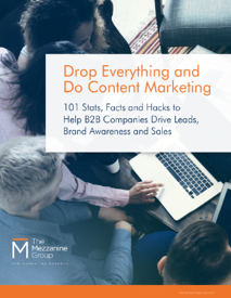 Mezzanine_Drop Everything and Do Content Marketing Cover