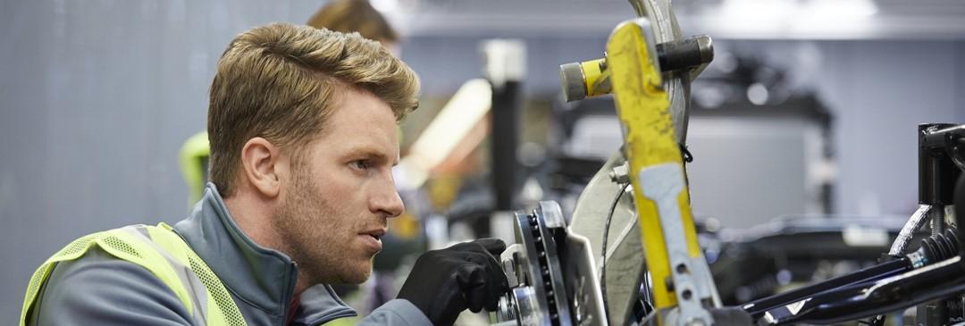 Staff pick - marketing a manufacturing company