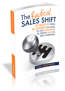 The Radical Sales Shift - First Chapter Free