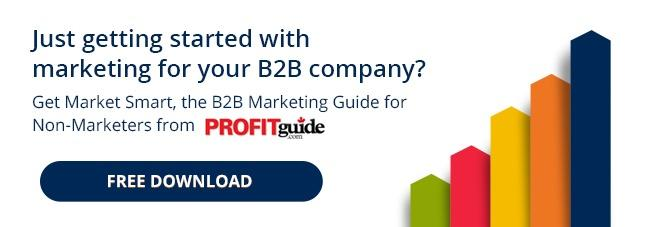 Market Smart, B2B Marketing for Non-Marketers