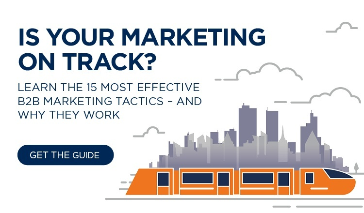 Is your marketing on track whitepaper